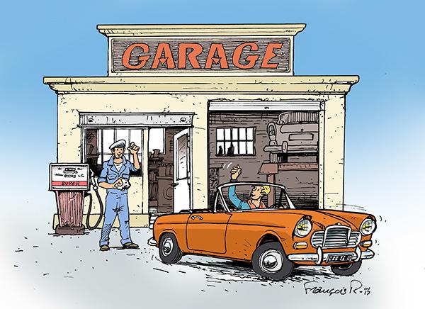 Location de voitures anciennes et de collection roule en for Garage volvo poitiers